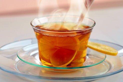 cách pha trà lipton mật ong | Món Miền Trung