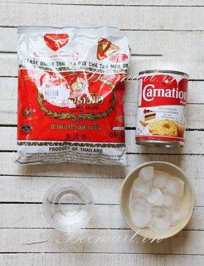 Tuyệt chiêu chế biến trà sữa thái đỏ siêu ngon siêu bổ rẻ