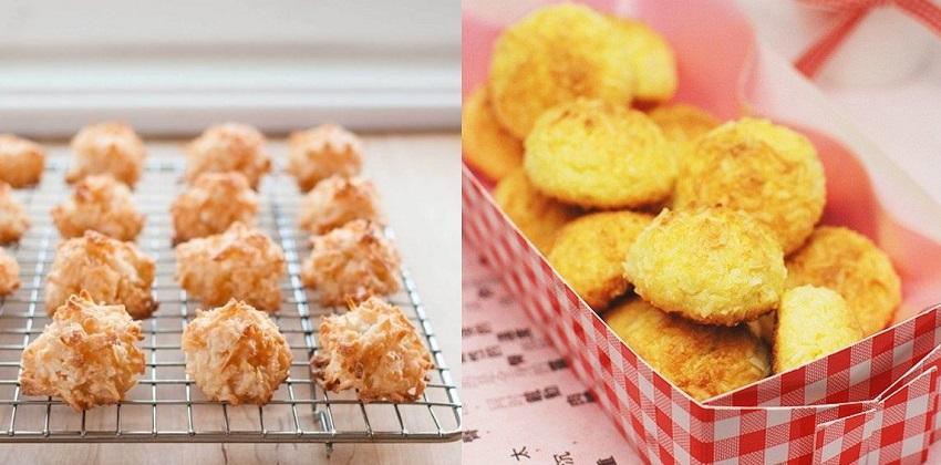 cách làm bánh dừa nướng Làm bánh dừa nướng thơm ngon giòn tan cho cả nhà cùng thưởng thức cach lam banh dua nuong thom gion cho ca nha cung an 131
