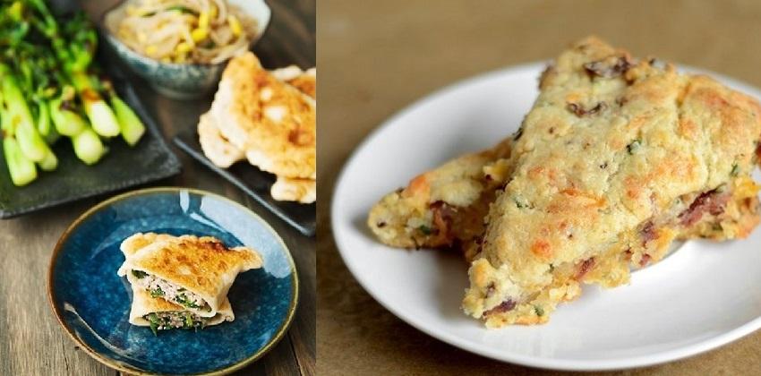 cách làm bánh hẹ 12 cách làm bánh hẹ Bữa sáng nhẹ nhàng và dinh dưỡng với bánh hẹ chiên thơm ngon cach lam banh he nhan thit chien gion thom ngon hap dan 21