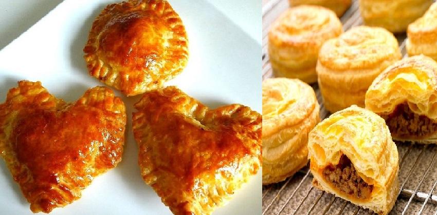 Bữa sáng thơm ngon với bánh Pate Chaud