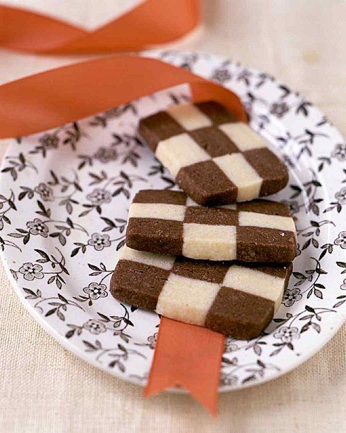 cách làm bánh quy caro 2