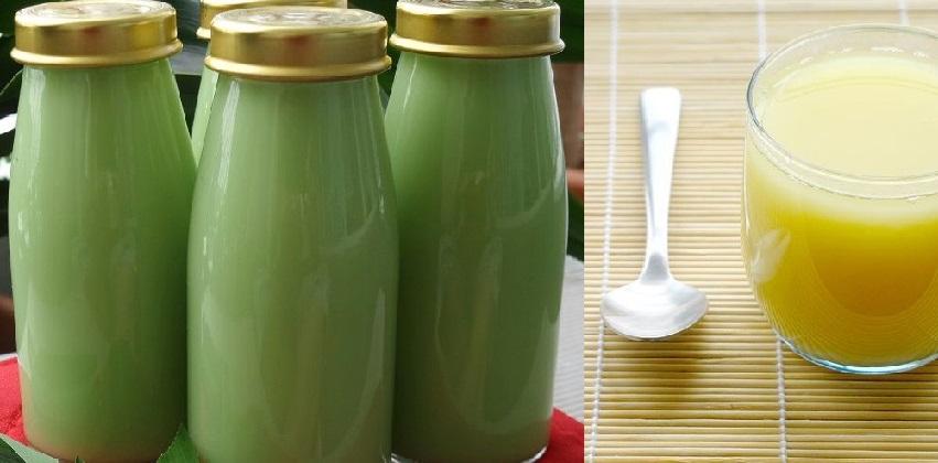 Cách làm sữa đậu xanh 6 cách làm sữa đậu xanh Vào bếp chế biến sữa đậu xanh thơm ngon nhiều dinh dưỡng cho cả nhà cach lam sua dau xanh la dua thom ngon day dinh duong 101