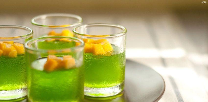 cách làm thạch trà xanh Ngon mê ly với cách làm thạch trà xanh giòn giòn thơm lừng cach lam thach tra xanh gion gion thom lung ngon me ly 4