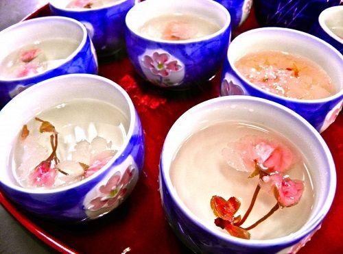 Tổng hợp những món ăn được làm từ Hoa anh đào