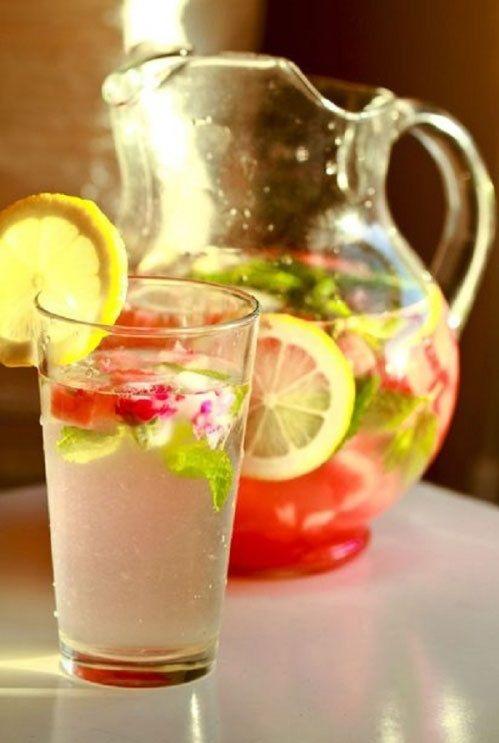 3 công thức nước uống giảm cân 4