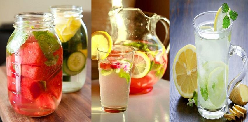 3 công thức nước uống giảm cân 7 3 công thức nước uống giảm cân 3 công thức nước uống giảm cân thanh lọc cơ thể 3 cong thuc nuoc uong giam can dep da giu dang eo thon 7