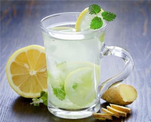3 công thức nước uống giảm cân 8