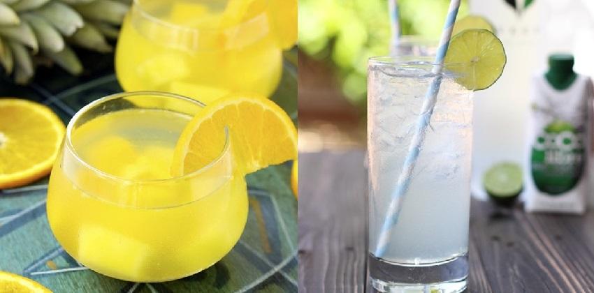 5 công thức đồ uống từ nước dừa 3 5 công thức đồ uống từ nước dừa Đẹp da với 5 công thức  đồ uống thần thánh từ nước dừa 5 cong thuc do uong tu nuoc dua cho ban lan da sang 3