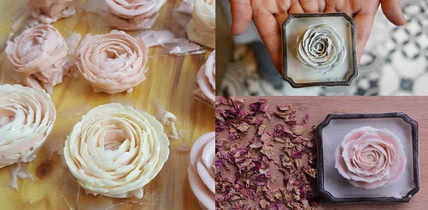 cách làm xôi hoa đậu 6 cách làm xôi hoa đậu Cách làm xôi hoa đậu từ bột đậu trắng siêu đơn giản cach lam kem dau bat hoa hong thay the kem bo don gian 11