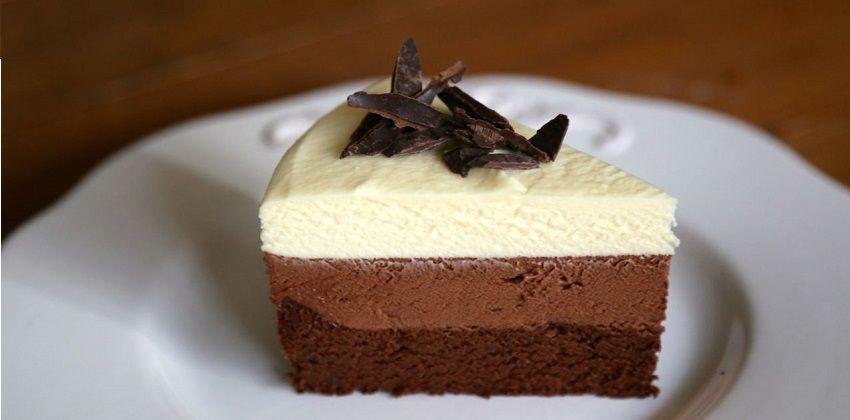 cách làm mousse chocolate ba tầng Mê mẩn với cách làm mousse chocolate ba tầng cực độc đáo cach lam mousse chocolate ba tang cuc doc dao cuc ngon 1