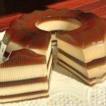 cách làm rau câu flan cheese 4