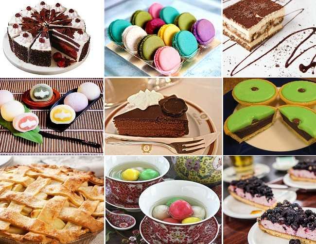 Những món bánh ngọt ngon nhất thế giới bạn nên thử 1