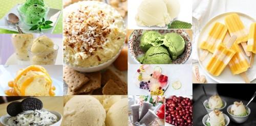 những món kem giải nhiệt mùa hè 13 những món kem giải nhiệt mùa hè Tổng hợp những món kem thơm ngon, tươi mát cho mùa hè này. nhung mon kem ngon giai nhiet mua he ma don gian de lam 13 e1462376342947