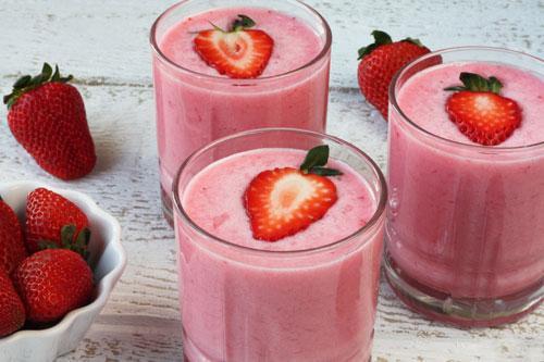 Tổng hợp cách pha chế smoothies giải nhiệt cho mùa hè siêu hot 4