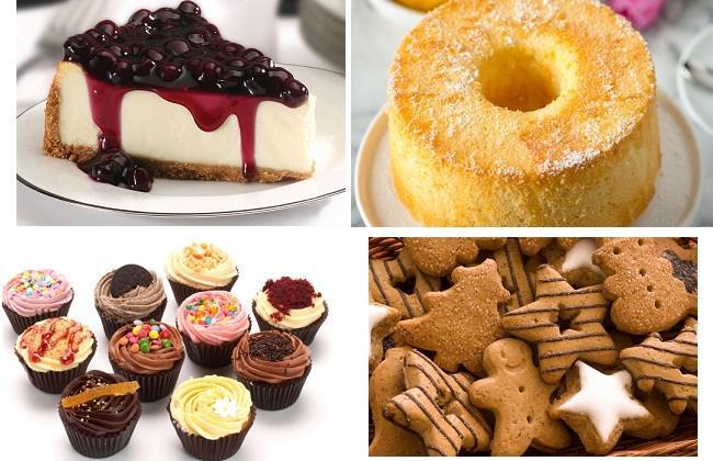 Bạn đã biết cách phân biệt các loại bánh Âu chưa ( Phần 2)