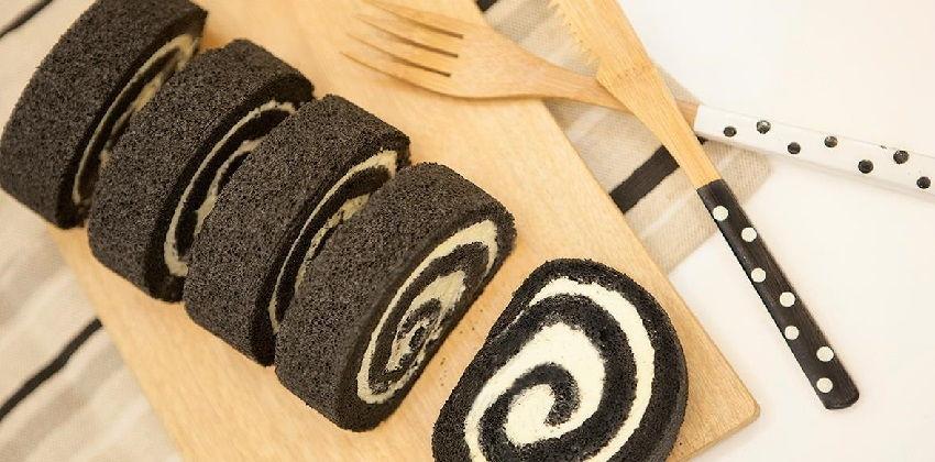 cách làm bánh cuộn tinh than tre 16 cách làm bánh cuộn tinh than tre Bánh cuộn tinh than tre thơm ngon hoàn hảo tốt cho sức khỏe cach lam banh cuon tinh than tre hap dan tot cho suc khoe 19