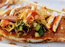 Cách làm bánh mì nướng muối ớt cơn sốt ở đất Sài Gòn