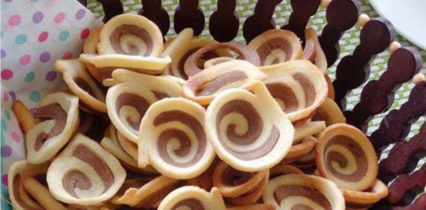cách làm bánh tai heo Trở về tuổi thơ với cách làm bánh tai heo cực ngon cach lam banh tai heogion rum cuc ngon nho ve tuoi tho 8