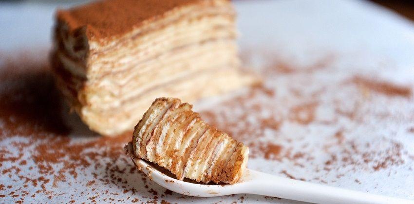 cách làm bánh tiramisu nghìn lớp Mê mẩn với cách làm bánh tiramisu nghìn lớp siêu ngon cach lam banh tiramisu nghin lop sieu ngon sieu hap dan 1