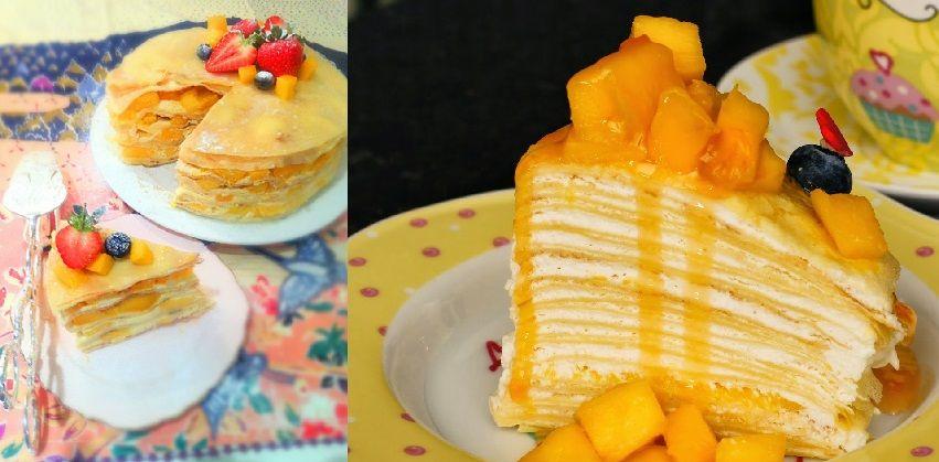cách làm bánh xoài ngàn lớp không cần lò nướng 6 cách làm bánh xoài ngàn lớp không cần lò nướng Bánh xoài ngàn lớp ngon ngất ngây mà không cần lò nướng cach lam banh xoai ngan lop khong can lo nuong thom ngon 8