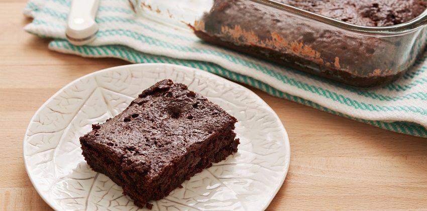 Cách làm brownie bằng lò vi sóng dễ đến không tưởng
