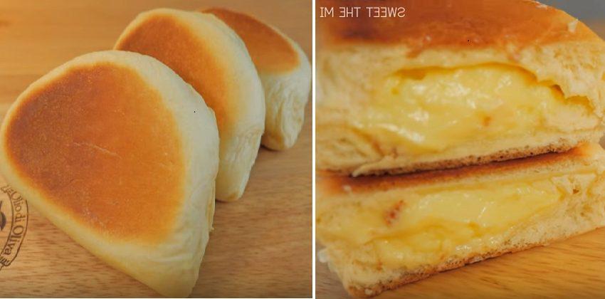 Cách làm cream bun bằng chảo chống dính siêu đơn giản cách làm cream bun Cách làm cream bun bằng chảo chống dính siêu đơn giản cach lam cream bun bang chao chong dinh sieu don gian