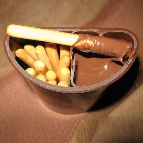 Tự tay làm mứt socola hạt dẻ nutella homemade