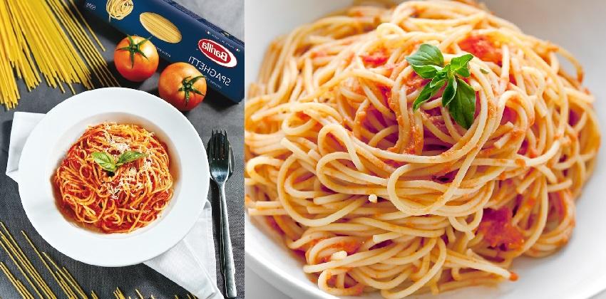 cách làm mỳ ý spaghetti 4 cách làm mì ý Cách làm mì ý spaghetti sốt cà chua thịt bò bằm hấp dẫn cach lam my y spaghetti sot ca chua thit bo bam hap dan 4