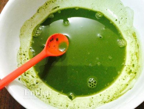 Cách làm sữa chua trà xanh thanh mát giải nhiệt mùa hè 3