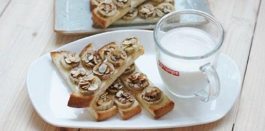 công thức bánh mỳ chuối 2 công thức bánh mỳ chuối Mách bạn công thức bánh mỳ chuối ăn sáng cực ngon cong thuc banh my chuoi an sang sieu nhanh gon lai ngon 2