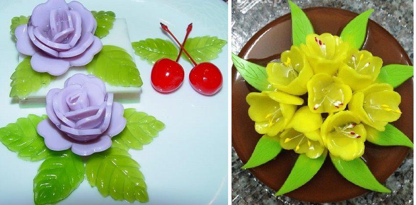 Độc đáo với cách làm hoa bằng rau câu đẹp mắt và tinh tế cách làm hoa bằng rau câu Độc đáo với cách làm hoa bằng rau câu đẹp mắt và tinh tế doc dao voi cach lam hoa bang rau cau dep mat va tinh te