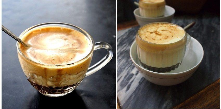 cách pha cà phê trứng Học cách pha cà phê trứng siêu ngon mà đơn giản phải biết hoc cach pha ca phe trung sieu ngon don gian phai biet