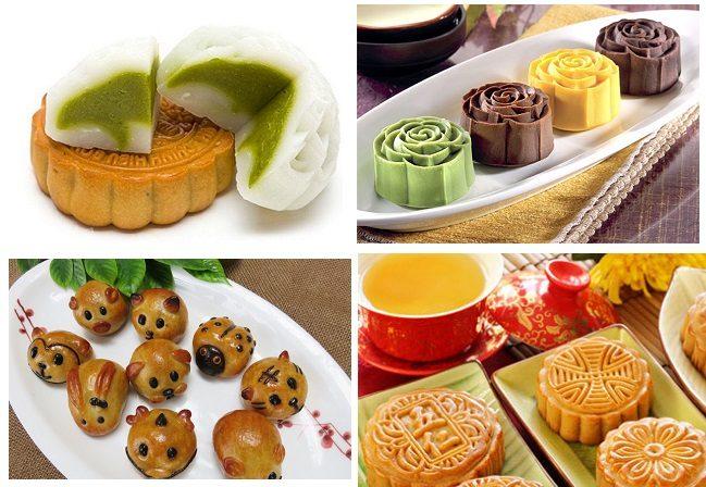 sự khác nhau giữa bánh Trung thu truyền thống và hiện đại bánh trung thu Sự khác nhau giữa bánh Trung thu truyền thống và bánh hiện đại su khac nhau giua banh trung thu truyen thong va banh hien dai 61