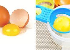 Các cách tách lòng trắng trứng đơn giản dễ dàng ngay tại nhà