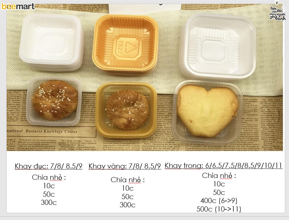 cách chọn khay túi 4 cách chọn khay túi Cách chọn khay túi phù hợp với trọng lượng bánh Trung thu cach chon khay tui 4