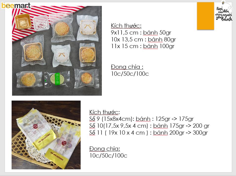cách chọn khay túi 5 cách chọn khay túi Cách chọn khay túi phù hợp với trọng lượng bánh Trung thu cach chon khay tui 5