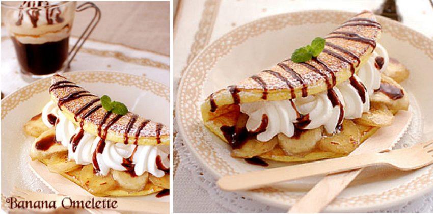 cách làm bánh Omelette chuối Cách làm bánh Omelette chuối hấp dẫn ngon tuyệt cho bé cach lam banh Omelette chuoi hap dan ngon tuyet cho be