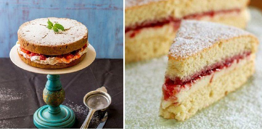 Cách làm bánh Victoria sponge cake độc đáo ai nhìn cũng mê 1 cách làm bánh victoria sponge cake Cách làm bánh Victoria sponge cake độc đáo ai nhìn cũng mê cach lam banh Victoria sponge cake doc dao ai nhin cung me 1
