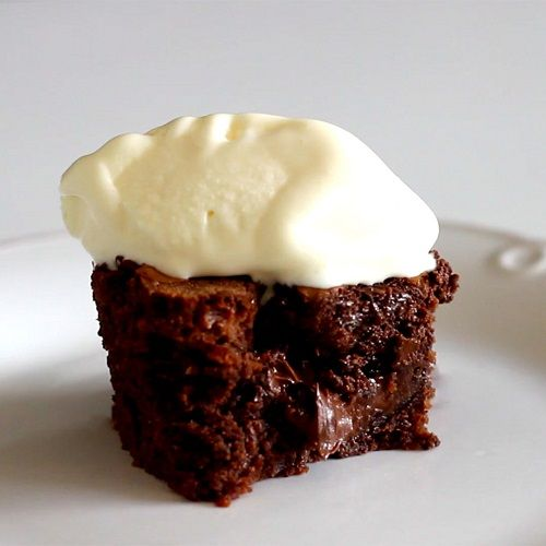 Cách làm bánh brownie nutella siêu dễ siêu ngon cực hấp dẫn