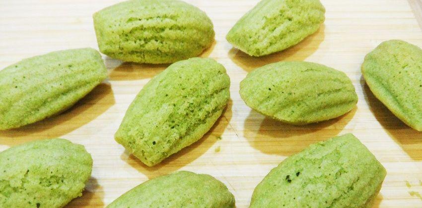 cách làm bánh madeleines trà xanh 3 cách làm bánh madeleines trà xanh Cách làm bánh madeleines trà xanh thơm lừng gian bếp cach lam banh madeleines tra xanh thom lung gian bep 3