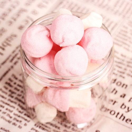 Cách làm kẹo dẻo marshmallow xinh xắn đơn giản tại nhà