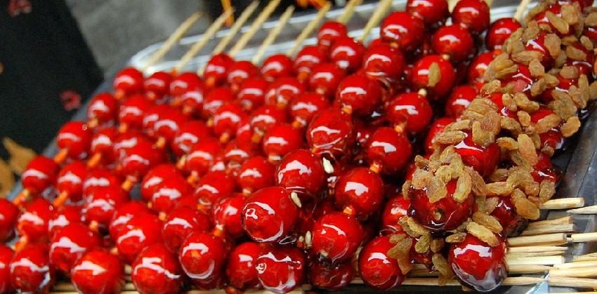 cách làm kẹo hồ lô 5 cách làm kẹo hồ lô Cách làm kẹo hồ lô đơn giản siêu dễ đậm chất Trung Hoa cach lam keo ho lo don gian sieu de dam chat trung hoa 5