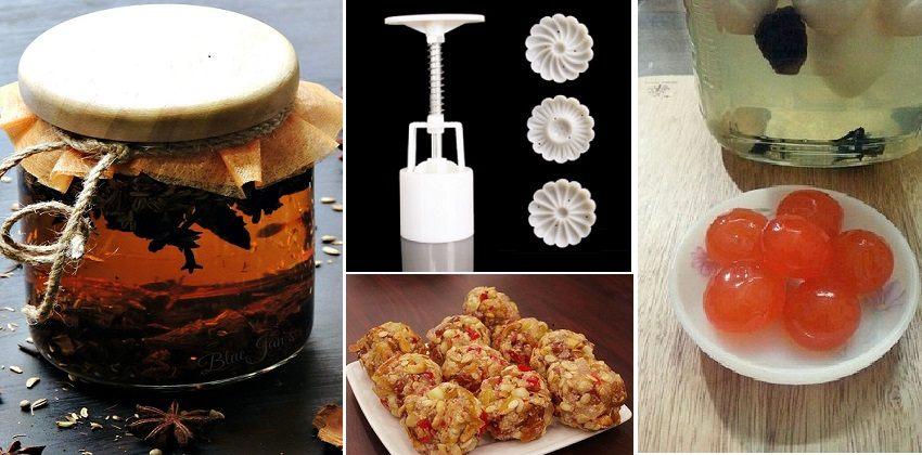 Cách làm nguyên liệu dụng cụ bánh trung thu cho người mới bắt đầu nguyên liệu và dụng cụ Nguyên liệu và dụng cụ cần có để làm ra chiếc bánh Trung thu cach lam nguyen lieu dung cu banh trung thu cho nguoi moi bat dau 61