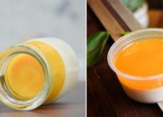 Cách làm pudding chanh dây chua chua béo ngậy ngon hết sẩy Cách làm pudding chanh dây Cách làm pudding chanh dây chua chua béo ngậy ngon hết sẩy cach lam pudding chanh day chua chua beo ngay ngon het say 230x165