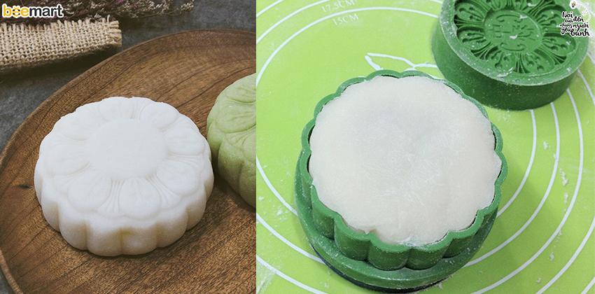 cách làm vỏ bánh dẻo 66 cách làm vỏ bánh dẻo Cách làm vỏ bánh dẻo bất bại qua 3 bước thần thánh cach lam vo banh deo 66