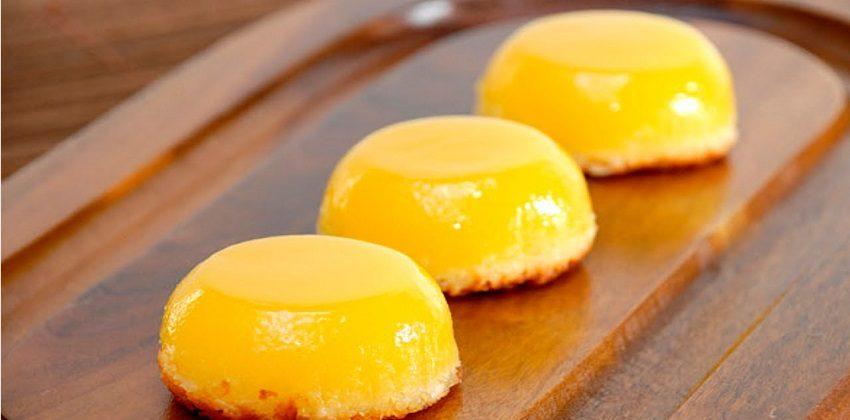 cách làm bánh dừa Quindim Học cách làm bánh dừa Quindim của Brazil hấp dẫn lạ miệng hoc cach lam banh dua Quindin cua Brazil hap dan la mieng