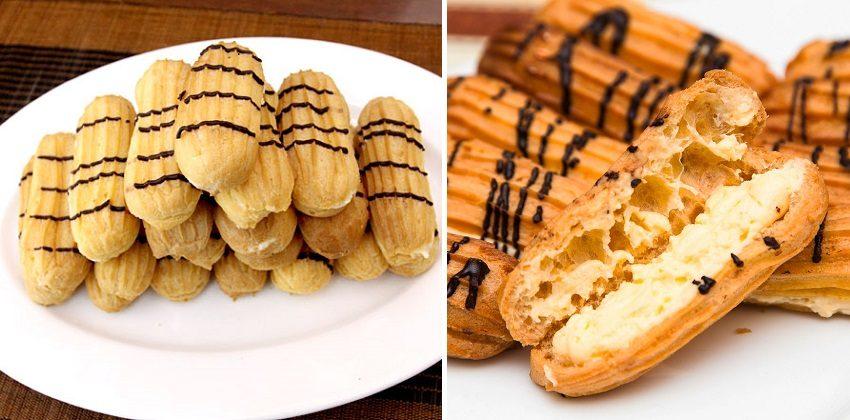 cách làm bánh su kem que Học cách làm bánh su kem que nhâm nhi ngày mưa gió hoc cach lam banh su kem que nham nhi ngay mua gio