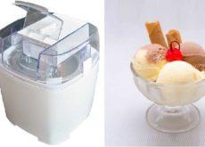Những điều cần biết về cách sử dụng máy làm kem bạn nên biết