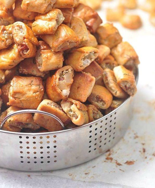 cách làm bánh chả 9 cách làm bánh chả Cách làm bánh chả truyền thống đón Trung thu về cach lam banh cha truyen thong don mua trung thu ve 10